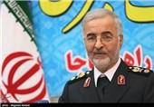 نشست خبری سردار مؤمنی رئیس پلیس راهور ناجا