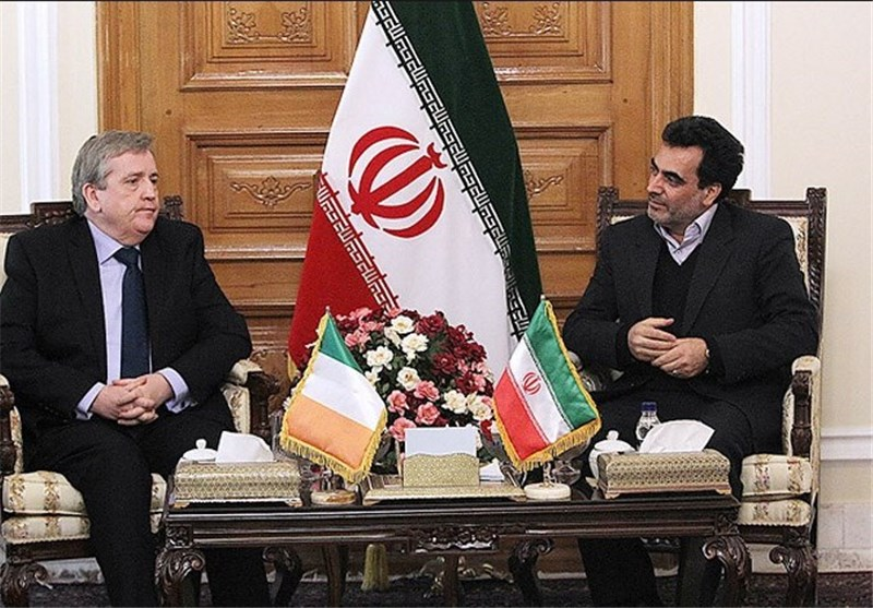 Iranian, Irish MPs Urge Closer Bilateral Relations