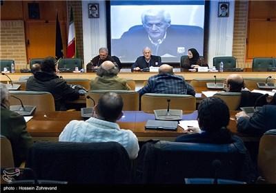 سخنرانی اکبر عالمی در نشست سینما گران ایران و مصر
