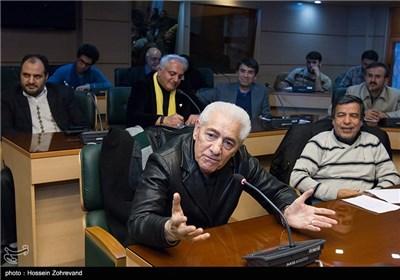 سخنرانی محمدرضا زرین دست در نشست سینما گران ایران و مصر