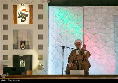 سخنرانی آیت الله احمد جنتی در مراسم اختتامیه چهارمین جشنواره فیلم عمار