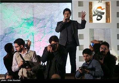 """رونمایی از ترانه """" پایداری"""" حامد زمانی در مراسم اختتامیه چهارمین جشنواره فیلم عمار"""