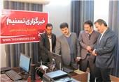 بازدید شهردار بیرجند از دفتر خبرگزاری تسنیم در خراسان جنوبی
