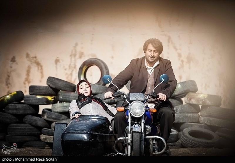 مهران احمدی در سریال آوای باران
