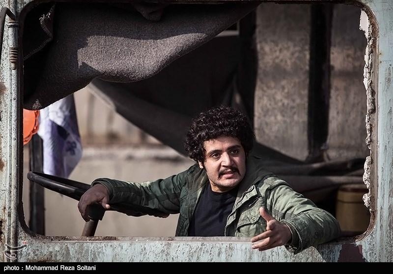 مهران رنجبر در سریال آوای باران