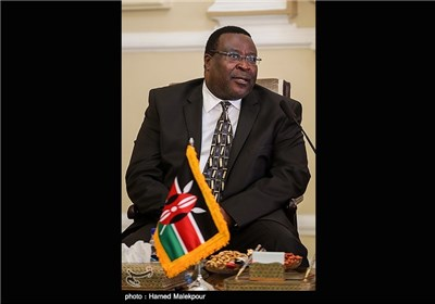 اکوا ایتورو رئیس مجلس سنای کنیا