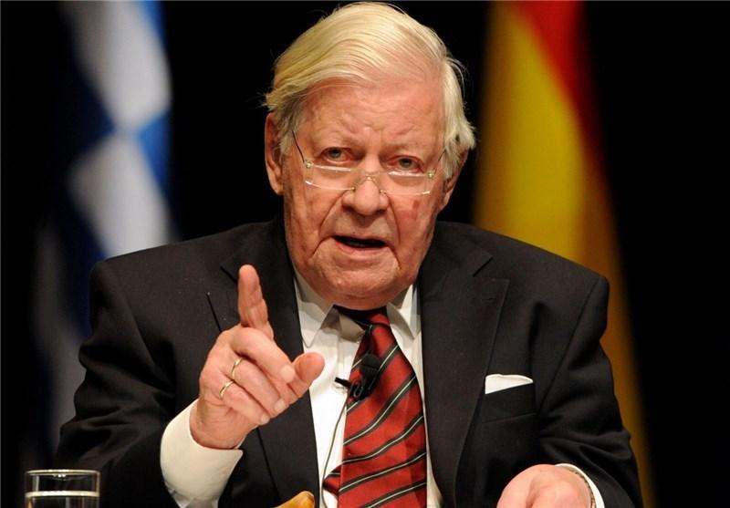 صدراعظم اسبق آلمان: آمریکاییها به حقوق بشر پایبند نیستند