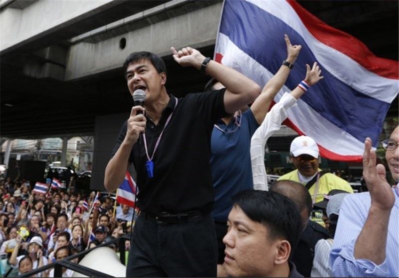 Thai Opposition Protesters Target Government Offices