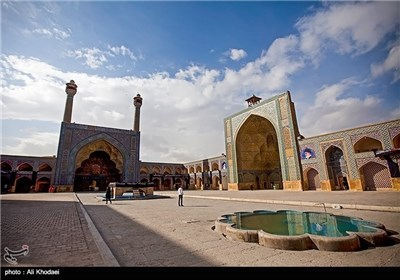 Grand Mosque of Isfahan