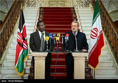 Iranian, Kenyan Speakers Urge Expansion of Tehran-Nairobi Ties