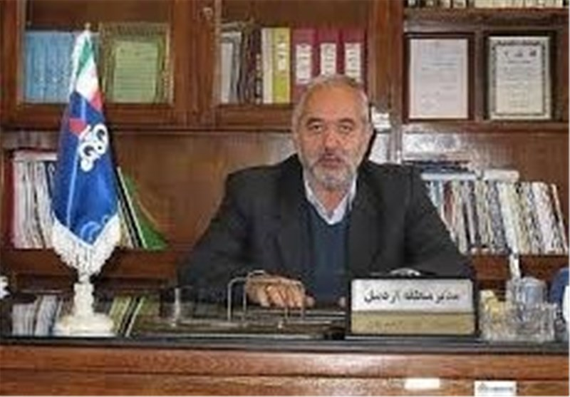 آقامحمدیان/شرکت نفت اردبیل