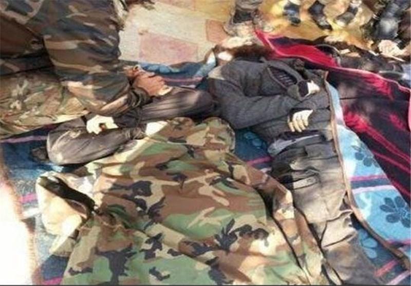 اعدام عناصر احرار الشام