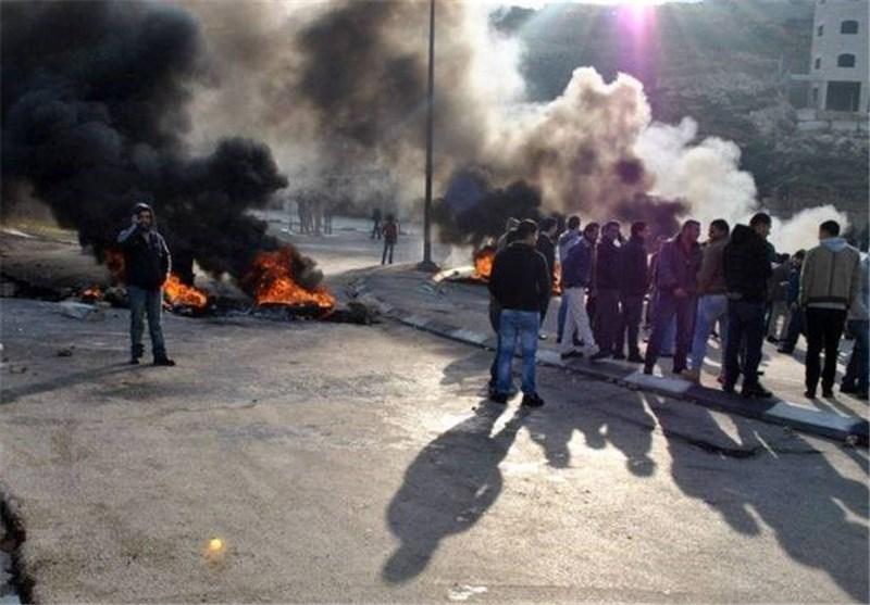 50 زخمی درپی درگیری پلیس و مردم در رام الله
