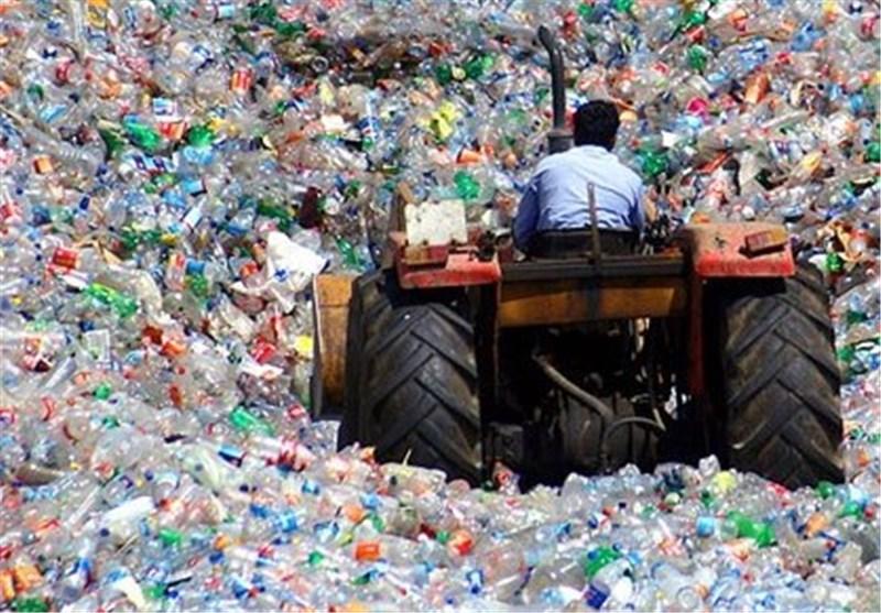 تولید روزانه 600 گرم زباله توسط هر شهروند شیرازی
