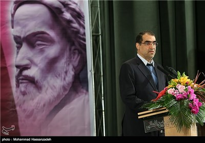 سخنرانی سیدحسن قاضیزادههاشمی وزیر بهداشت نوزدهمین جشنواره تحقیقاتی علوم پزشکی رازی