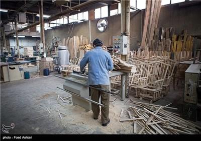 کارگاه های تولیدی بازداشتگاه اوین