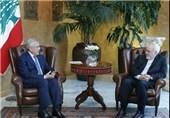 سلیمان و ظریف بر راهحل مسالمتآمیز برای بحران سوریه تاکید کردند