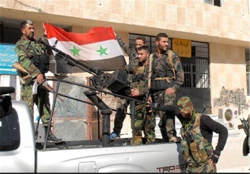 بیش از 500 تروریست خود را به ارتش سوریه تحویل دادند