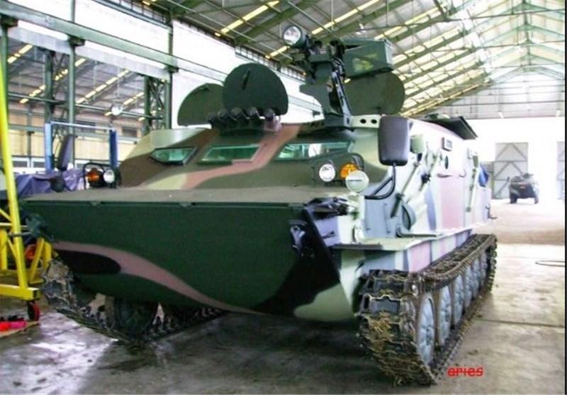 ارتش عراق محموله جدید تسلیحات روسی را تحویل گرفت