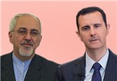 Iranian FM Meets Syrian President