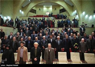 مراسم یادبود مرحوم کازرونی