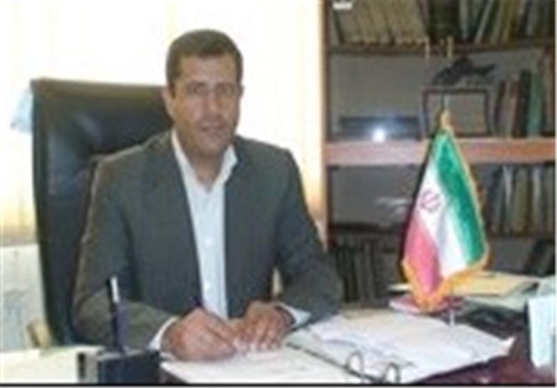 مجید حبیبی مدیر جهاد کشاروزی ارزوئیه
