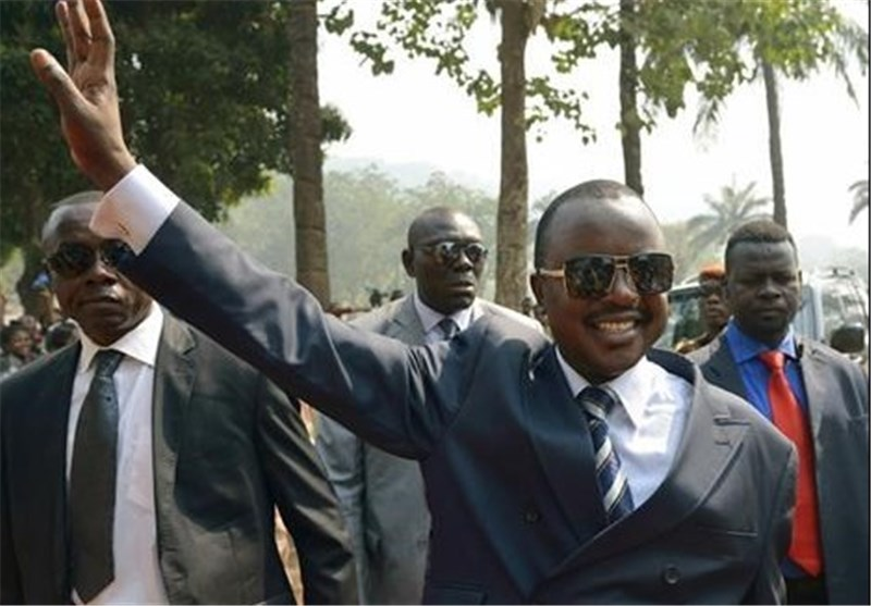 رهبر موقت آفریقای مرکزی دستور سرکوب ناآرامی ها را صادر کرد