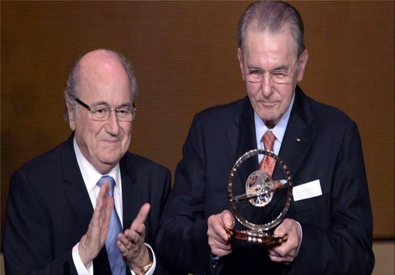 جایزه ریاست فیفا به ژاک روگ رسید