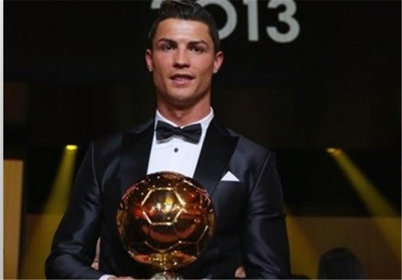 Ronaldo Wins Men's Ballon d'Or 2013