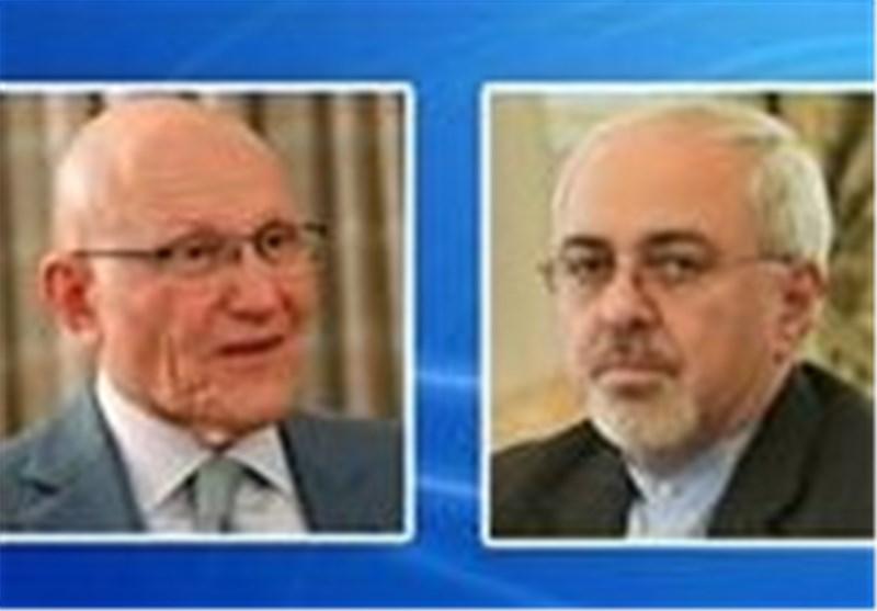 FM: Iran Ready to Help Lebanon Form Gov't