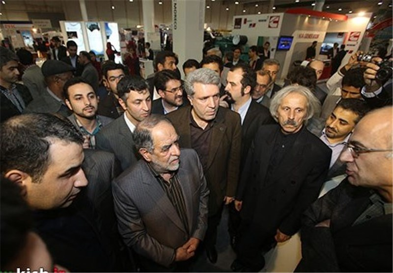 Int'l Exhibition on Energy Opens in Iran's Southern Island