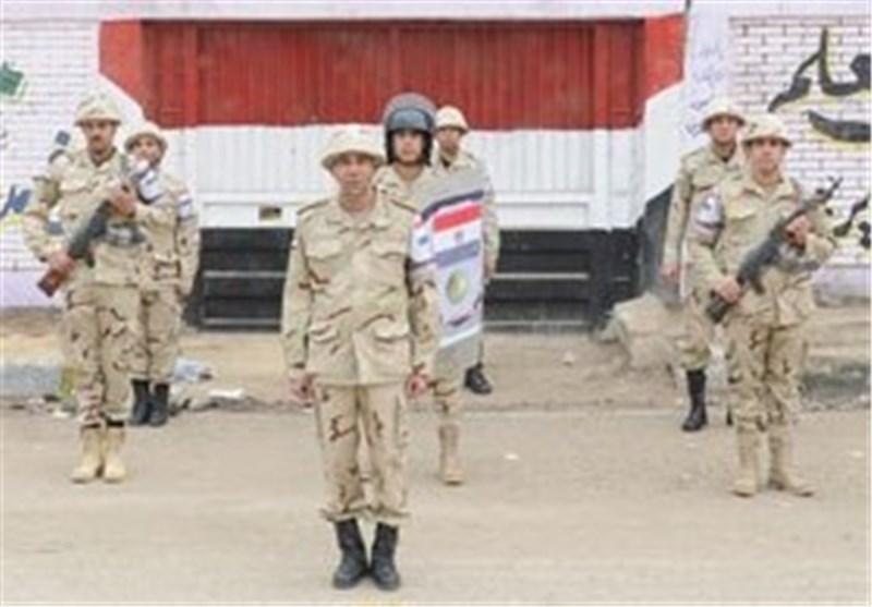 تدابیر امنیتی در اطراف سفارت قطر در قاهره