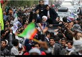 کیف خبر ساز محافظان روحانی/عکس