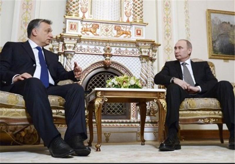 روسیه و مجارستان قرارداد ساخت دو نیروگاه هسته ای را امضا کردند