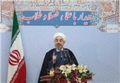 روحانی: ایران هرگز به دنبال سلاح هستهای نیست/ از تحریمها نمیترسیم
