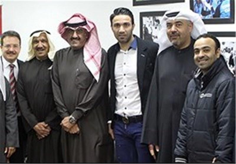 اولین گل نکونام در اولین بازی برای الکویت/ یکهتازی تیم «نکو»