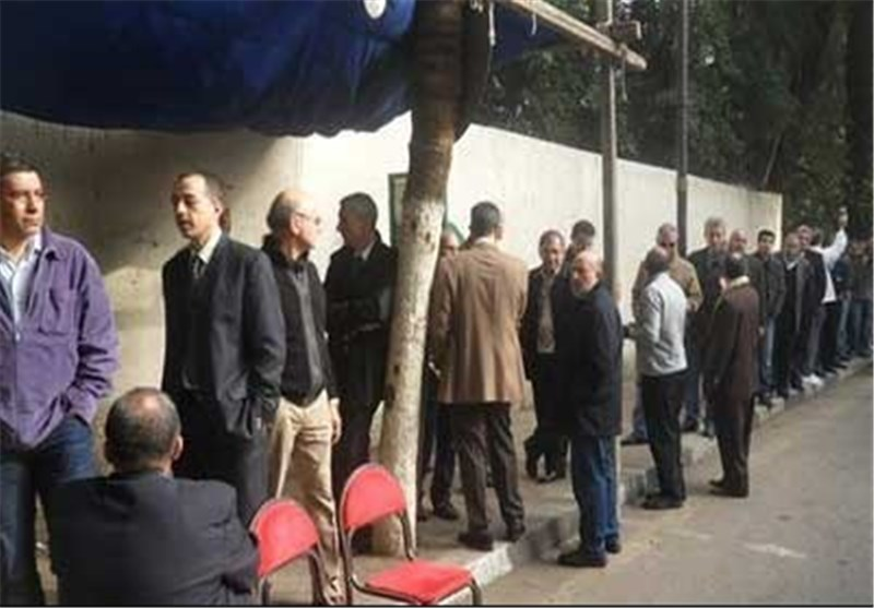 Egypt Enters Second Day of Constitution Vote amid Protests