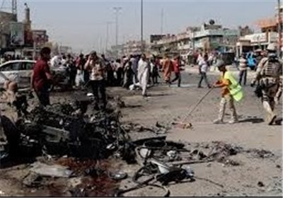 Six Car Bombs Rock Baghdad, Five Dead: Officials