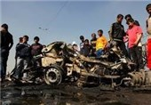 24 کشته و 58 زخمی حاصل انفجارهای امروز بغداد