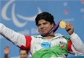 Iran's Farzin Takes Gold at IPC Powerlifting Asian Open Championships