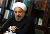شورای اداری استان خوزستان به ریاست روحانی تشکیل جلسه داد