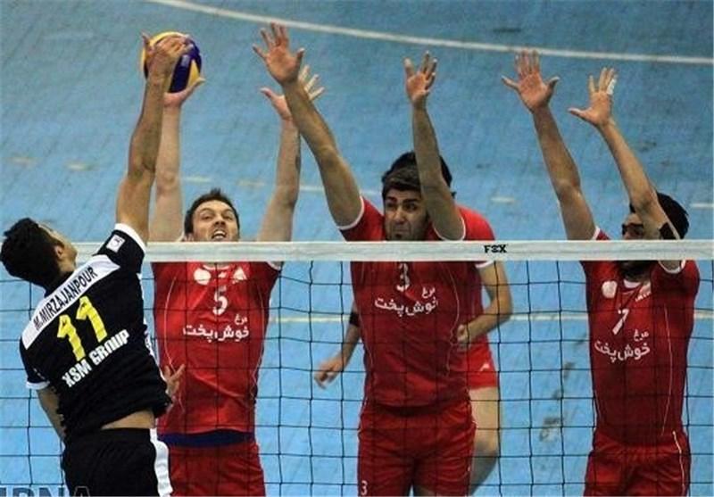 شهرداری ارومیه مغلوب پیکان تهران شد