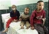 زخمی شدن 5 فلسطینی در حملات هوایی رژیم صهیونیستی به غزه