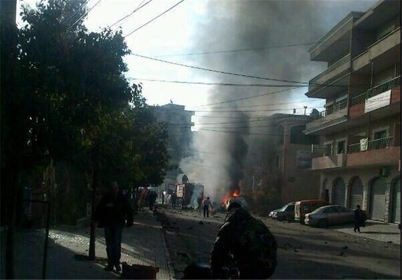2 کشته در انفجار تروریستی هرمل لبنان