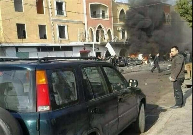 اصابت دو راکت به منطقه هرمل لبنان