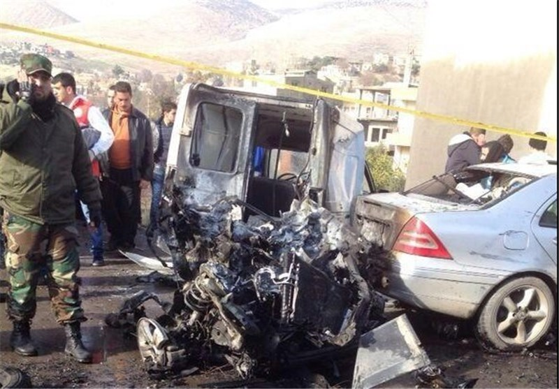 Suicide Attack in Lebanon Kills 2, Injures Several Others