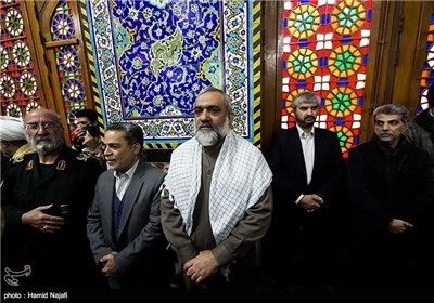 دومین سالگرد شهادت مصطفی احمدی روشن