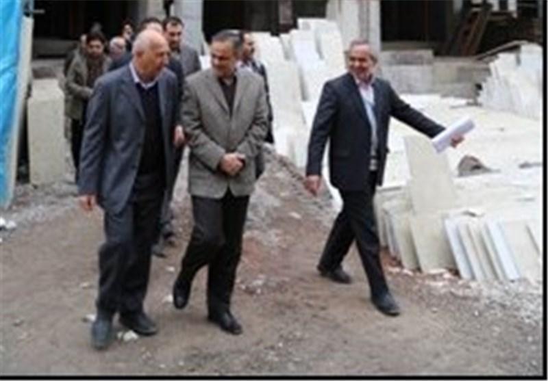 پیشرفت 65 درصدی ساختمان جدید استانداری کرمان