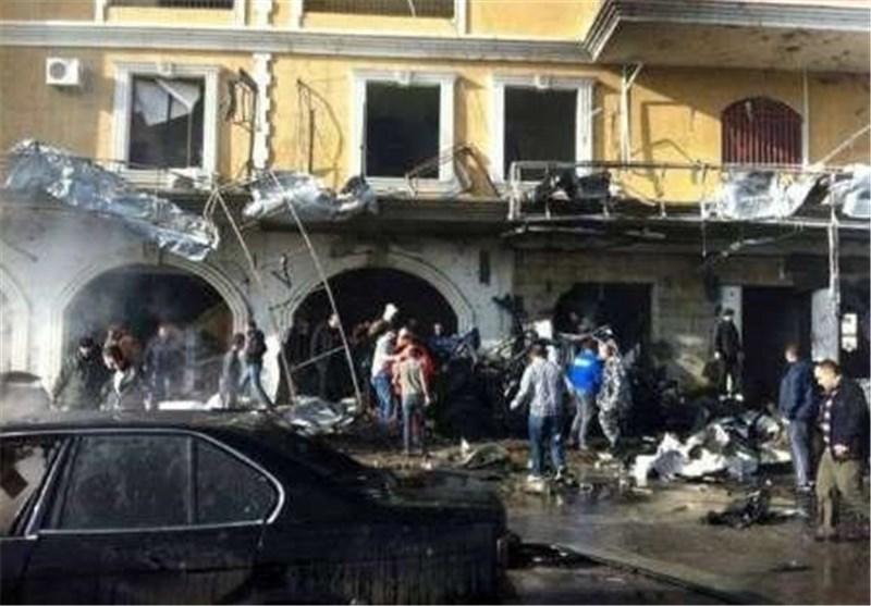 عملیة انتحاریة ینفذها الارهابیون فی الهرمل شمال شرق لبنان أسفرت عن 30 شهیدا وجریحاً