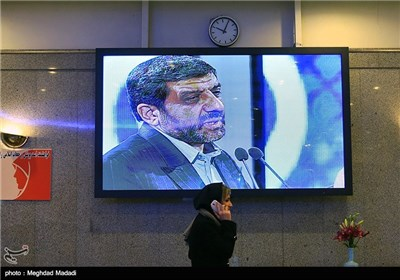 سخنرانی عزتالله ضرغامی در اختتامیه سومین دوره جشنواره جام جم